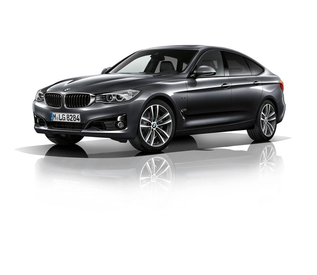 Auction Results And Sales Data For 2013 BMW 3 Series Gran