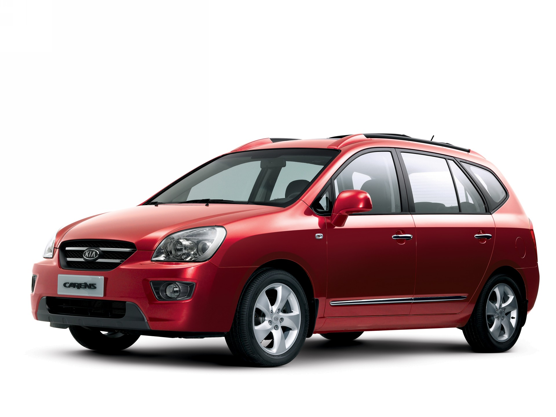 2007 Kia Carens Technical Specifications And Data Engine