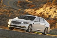 Kia K900 Monthly Sales
