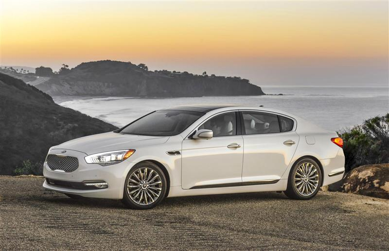 2018 Kia Trailster: News, Expectations >> 2015 Kia K900 News And Information Conceptcarz Com