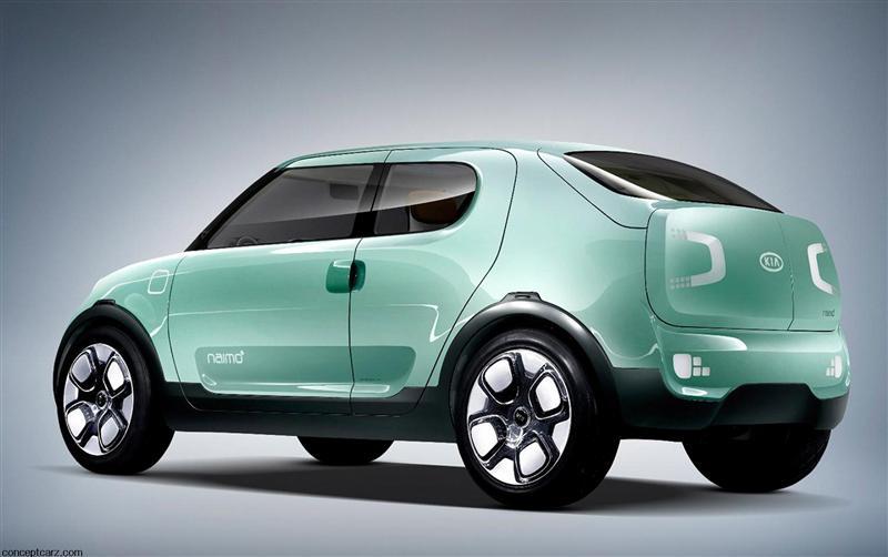 2011 Kia Naimo Concept