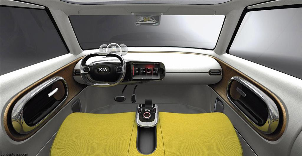 Auction Results And Sales Data For 2011 Kia Naimo Concept