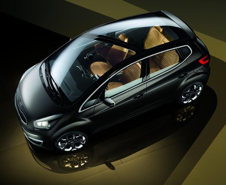 2009 Kia No 3 Concept MPV
