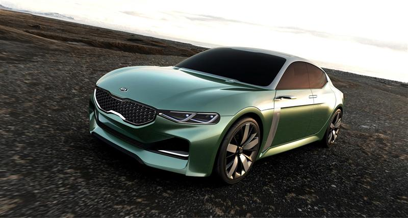 2015 Kia Novo Concept News And Information Research And History