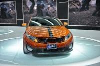 2013 Kia Optima Superman-Inspired thumbnail image