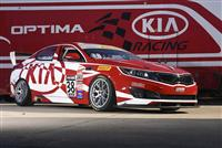 2015 Kia Pirelli World Challenge GTS Optima image.