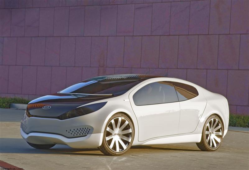 2010 Kia Ray PHEV Concept
