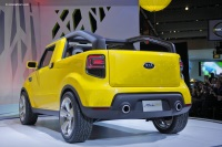 2009 Kia Soulster Concept image.