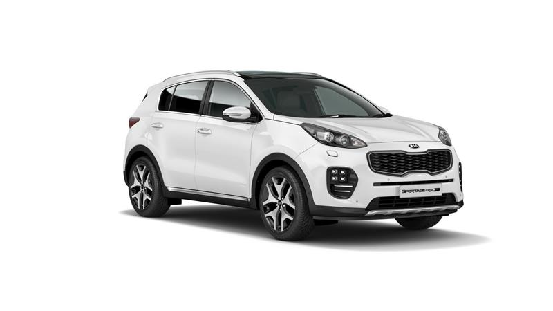 2017 Kia Sportage UK