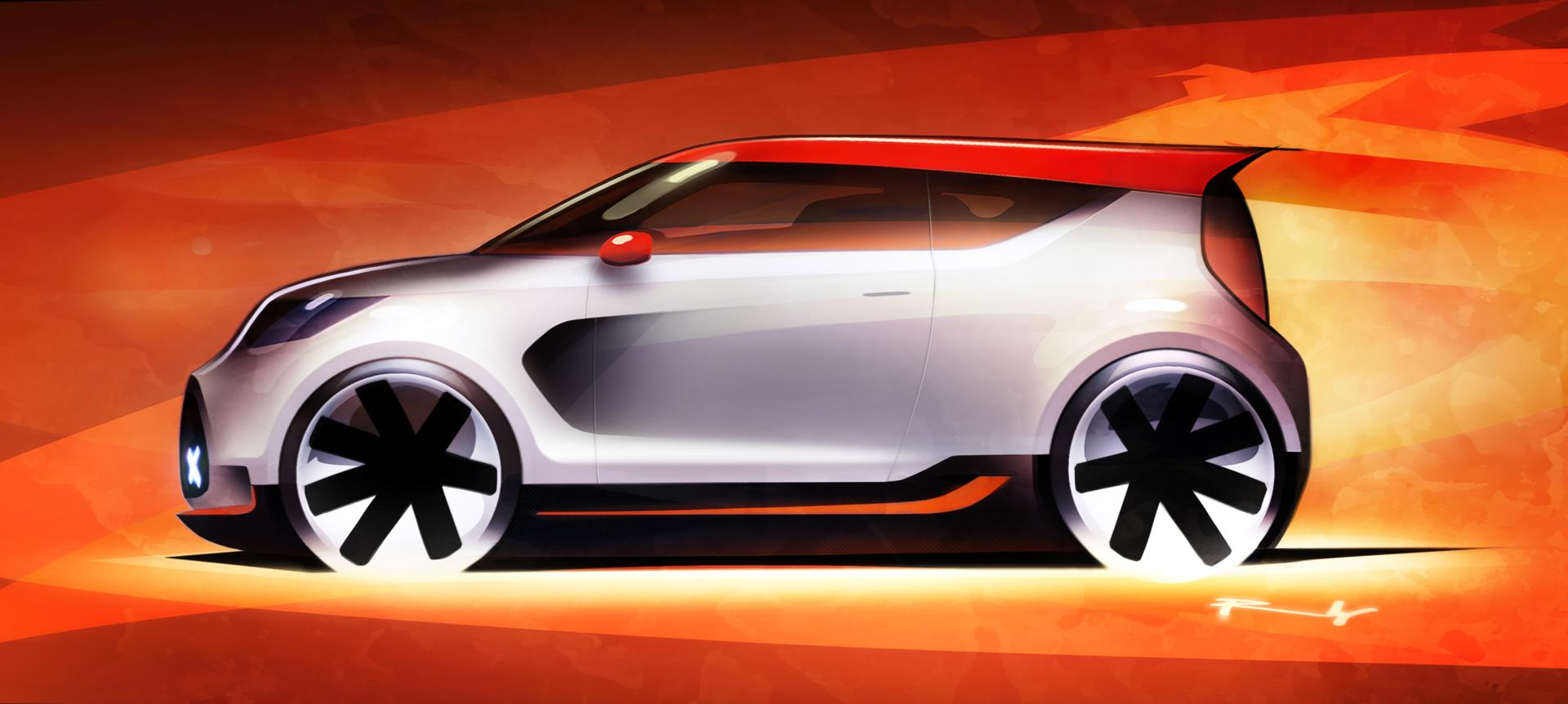 2012 Kia Trackster Concept News And Information Research