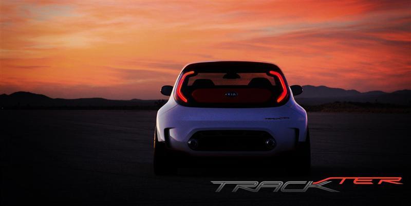 2012 Kia Trackster Concept