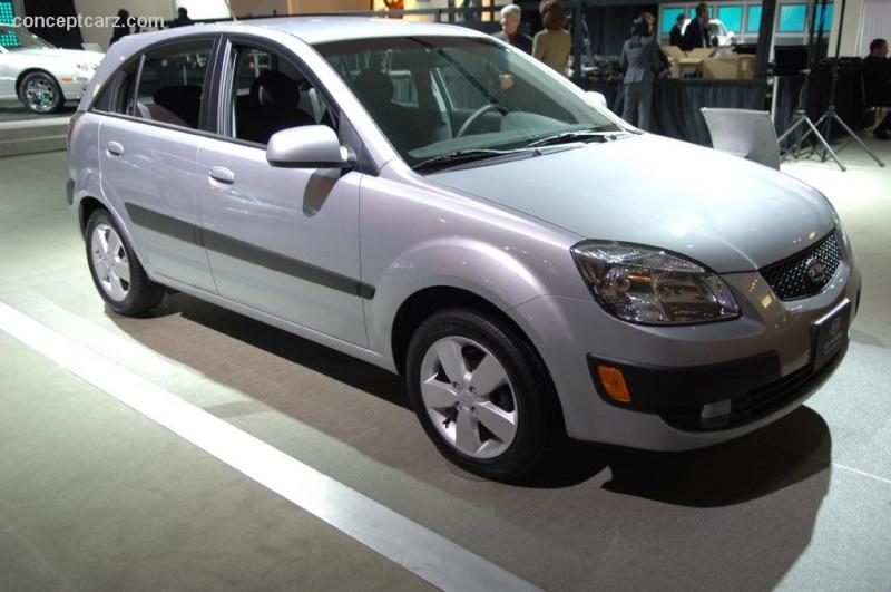 2007 Kia Rio