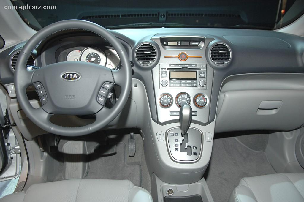 Auction Results And Sales Data For 2008 Kia Rondo