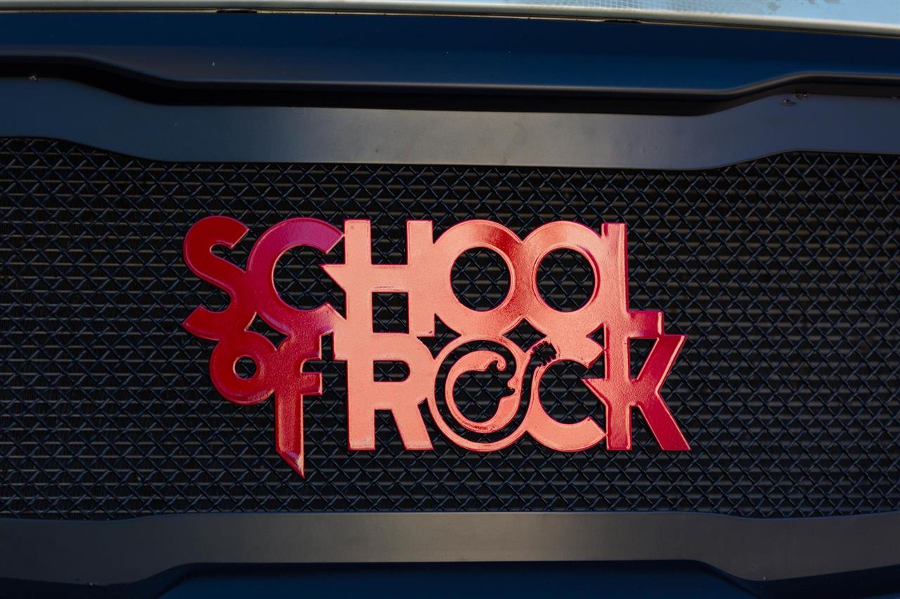 2016 Kia Sedona School of Rock