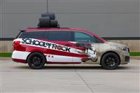 Kia Sedona School of Rock