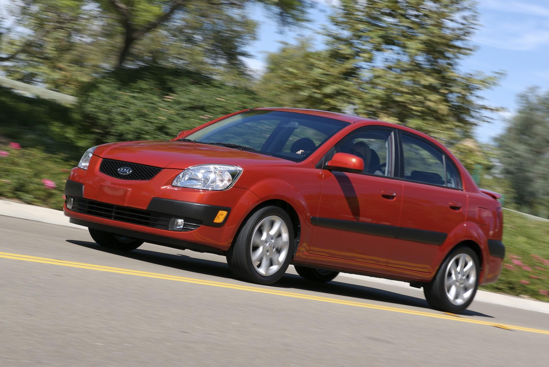 2009 Kia Rio Image. Photo 2 of 5