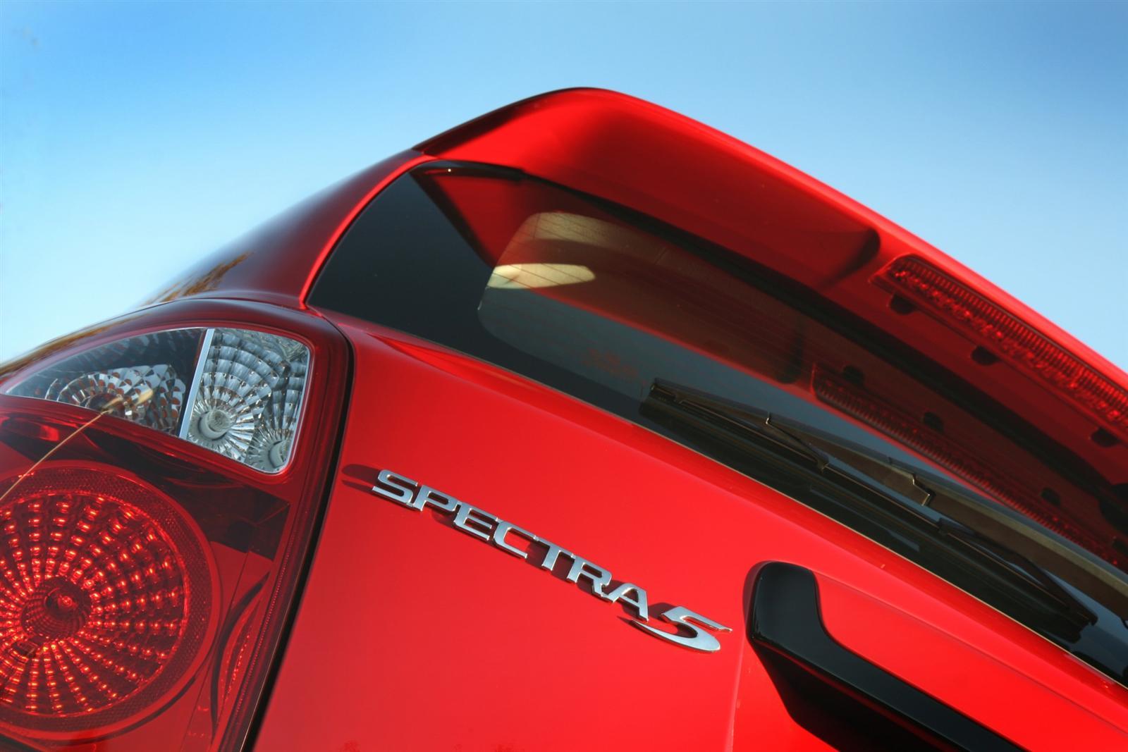 2009 Kia Spectra5