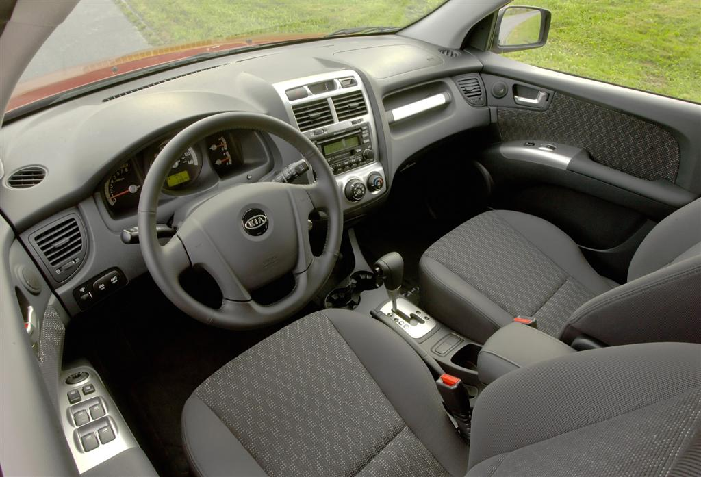 2009 kia sportage news and information. Black Bedroom Furniture Sets. Home Design Ideas