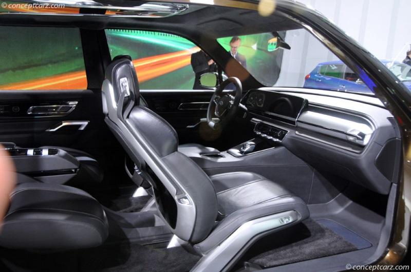 2016 Kia Telluride Concept