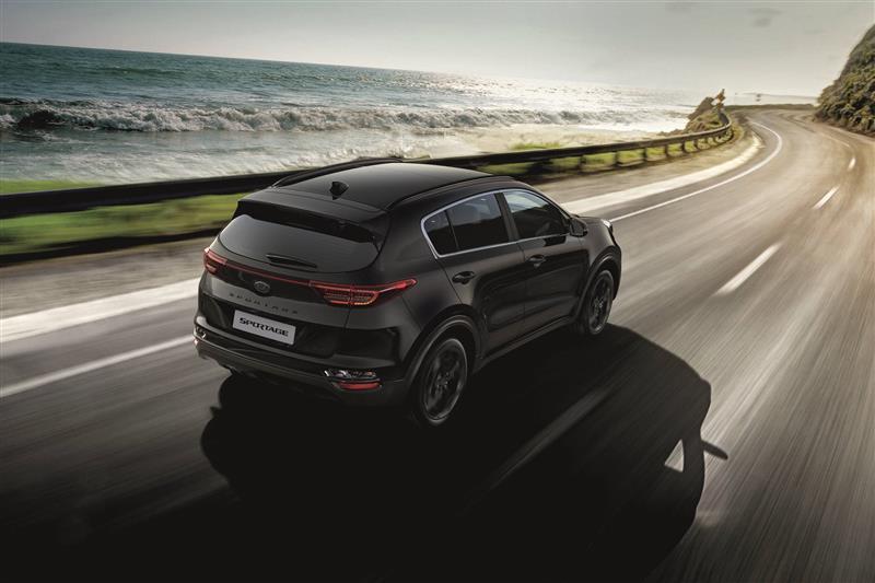 2021 Kia Sportage  JBL Black Edition