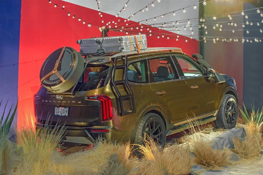 2019 Kia Telluride News And Information Conceptcarz Com