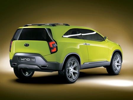 2007 Kia KND-4 Concept