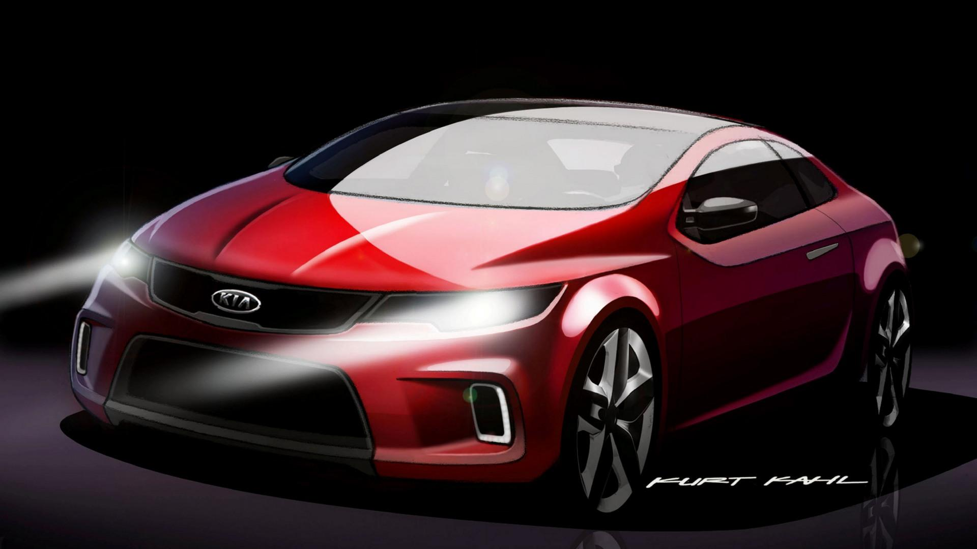 2008 Kia Koup Concept News And Information Research And