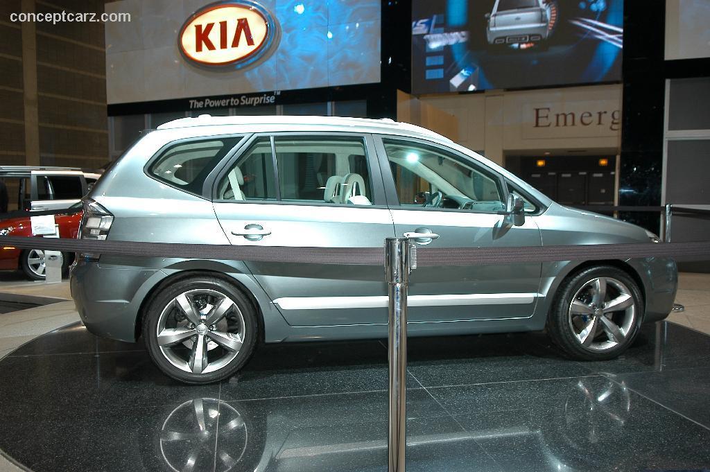 2006 Kia Multi-S Crossover thumbnail image