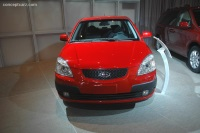 Kia Rio5 Red Rocket