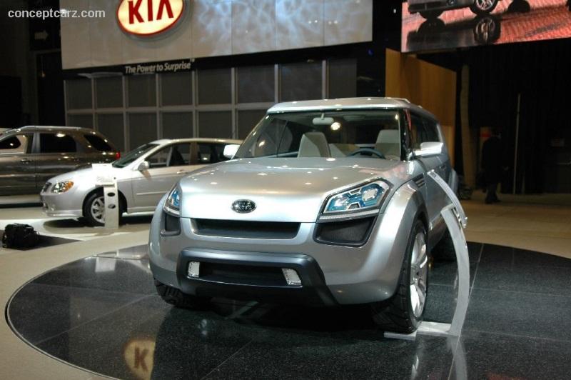 2006 Kia Soul