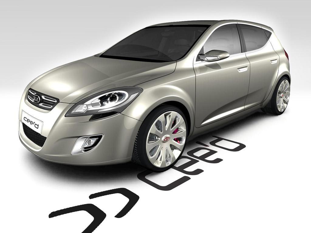 2007 Kia Cee'd Concept