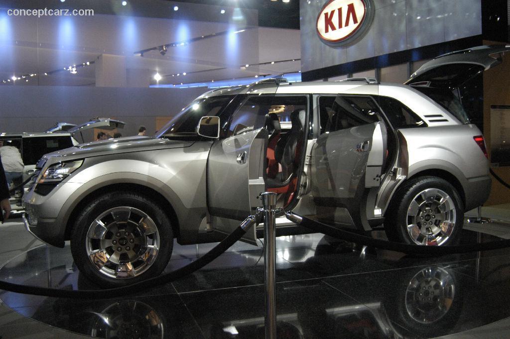 2006 Kia KCD-II Concept thumbnail image