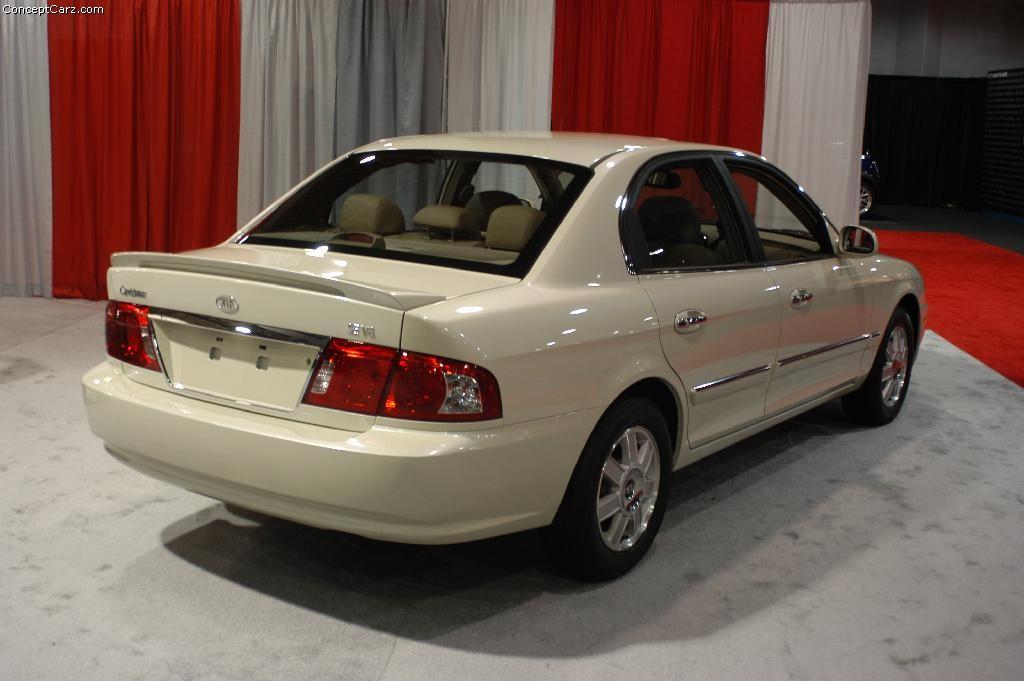 2002 Kia Optima thumbnail image