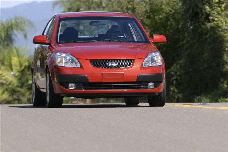 2007 Kia Rio thumbnail image