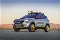 2019 Kia Seltos X-Line Concepts thumbnail image