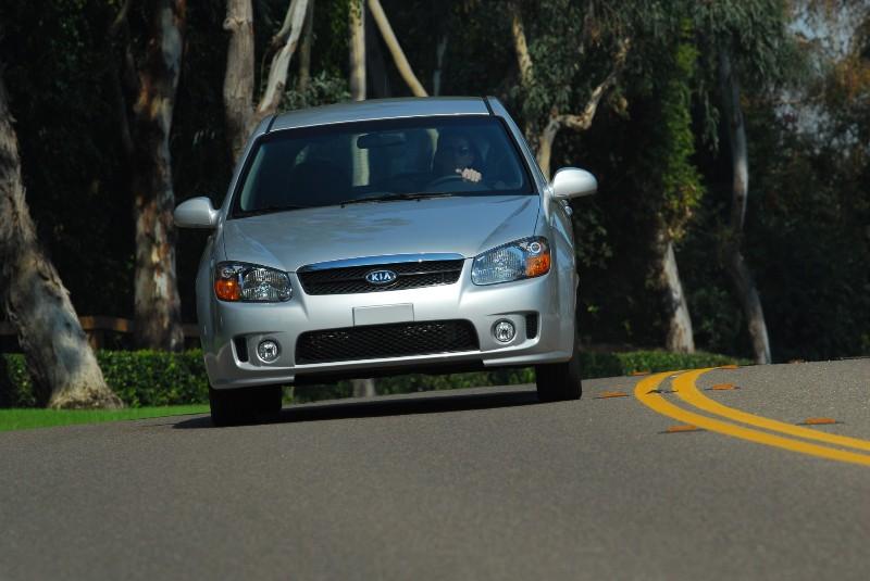 2008 Kia Spectra thumbnail image