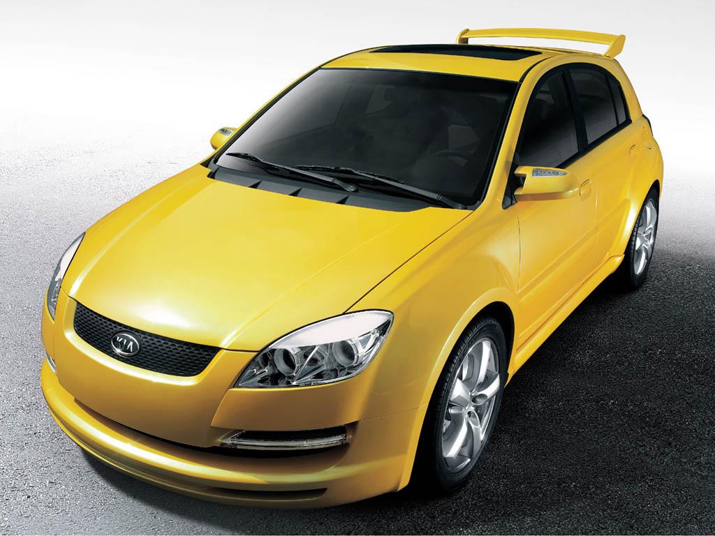 2004 Kia Sport Concept