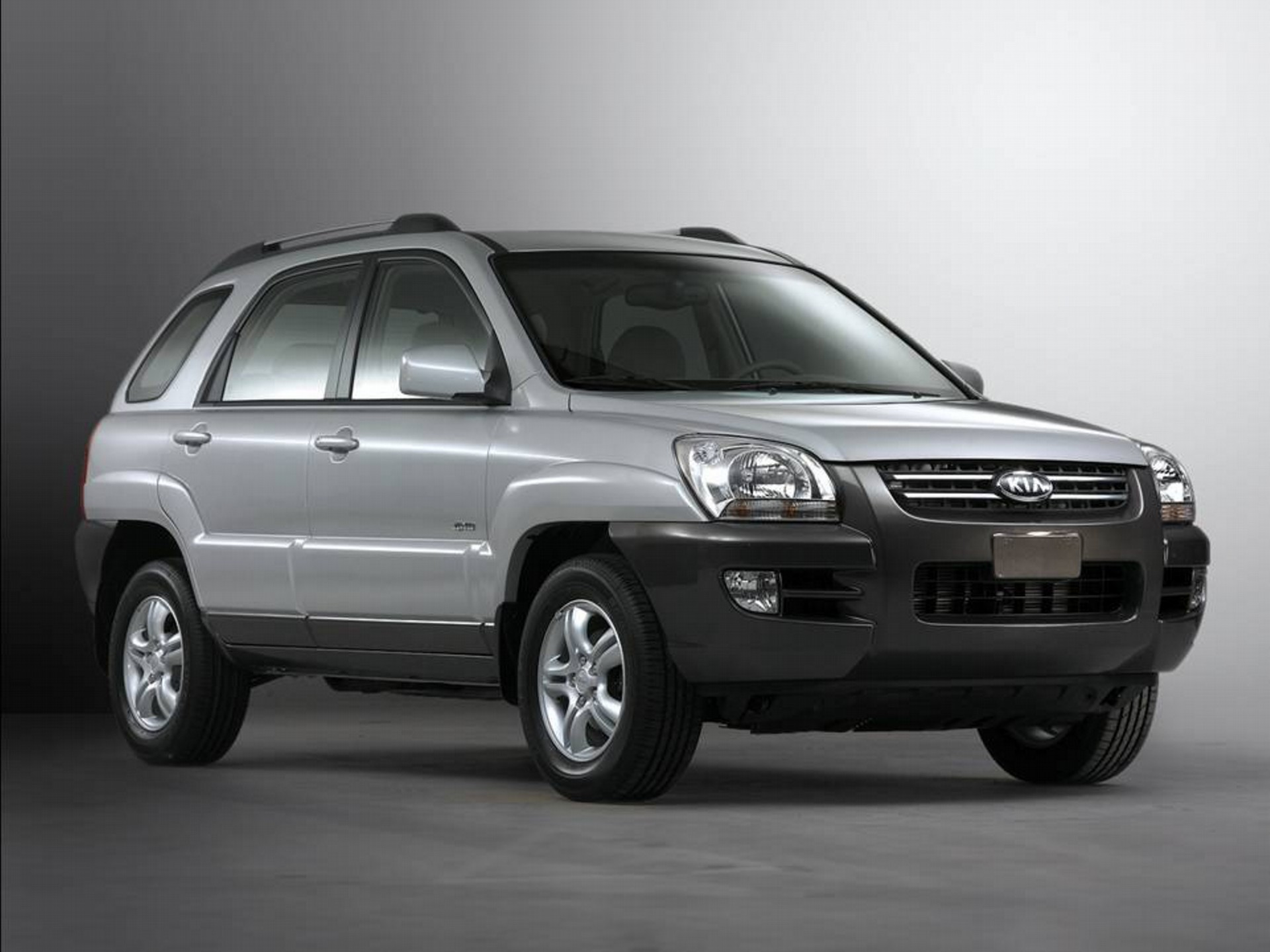 2007 Kia Sportage Technical and Mechanical Specifications
