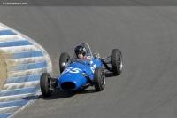 1960 Kieft Formula Junior.  Chassis number 2