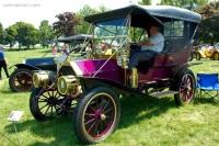 1908 Kissel Four