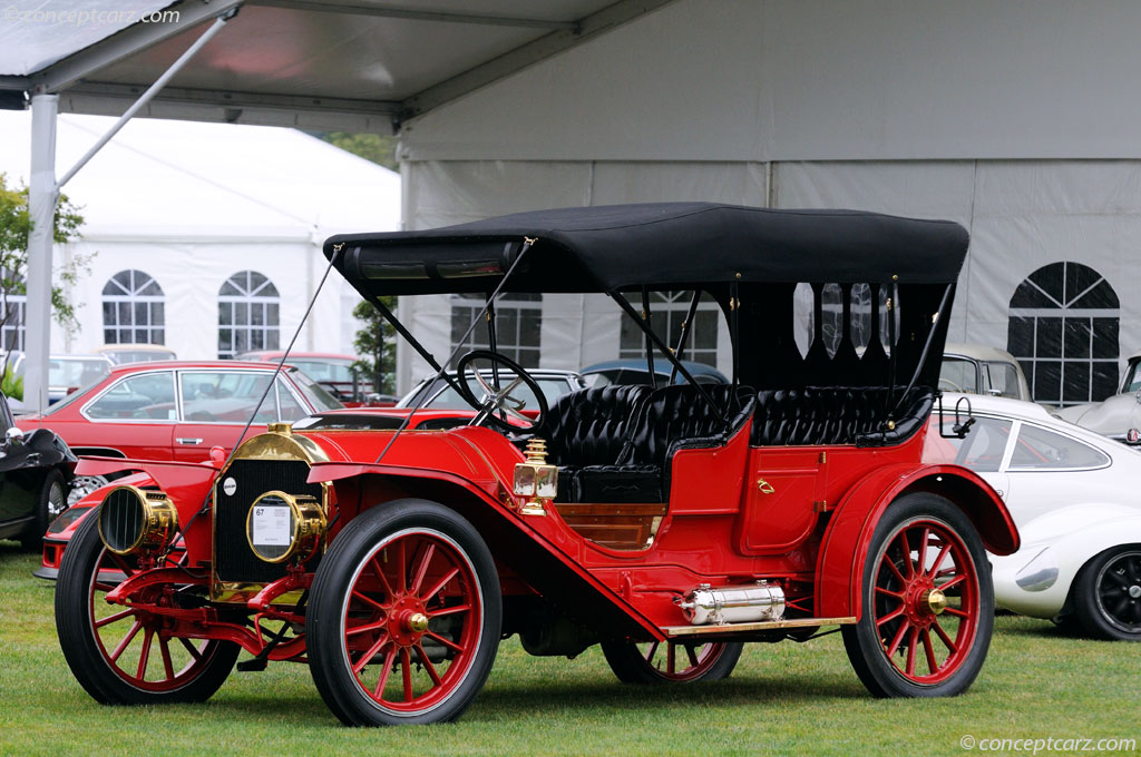 1911 Kissel Kar D-11