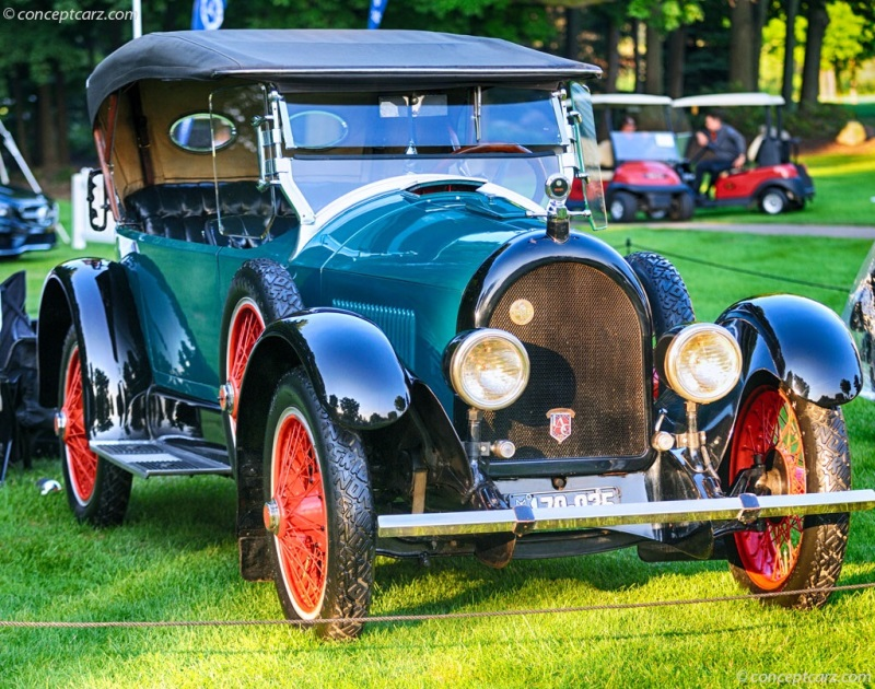 1921 Kissel Model 6-45