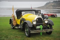 1924 Kissel Model 55.  Chassis number 4323