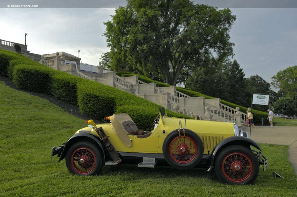 1925 Kissel Model 75