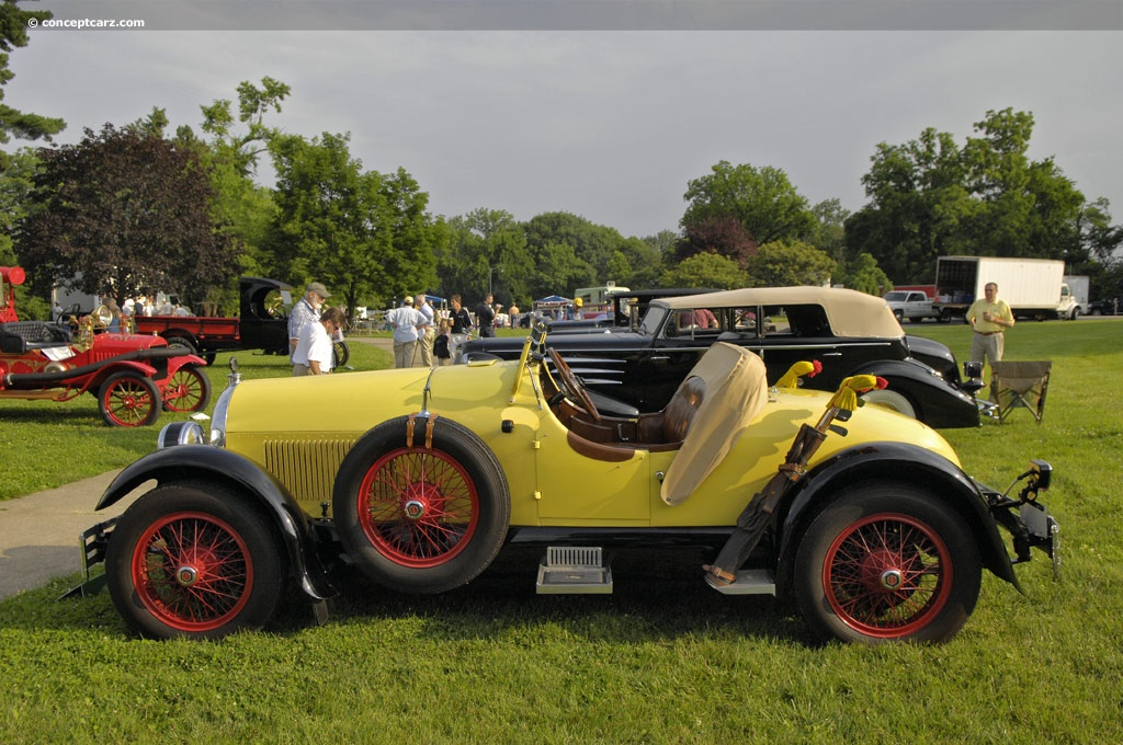 1925 Kissel Model 75 Pictures History Value Research