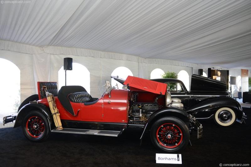 1926 Kissel 6-55