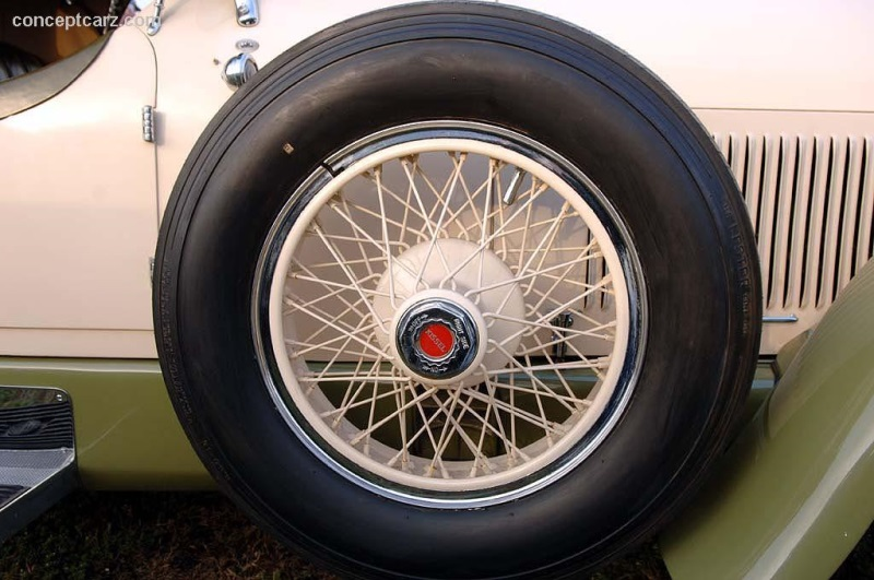 1927 Kissel 8-75