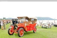 1909 Knox Model O.  Chassis number CA972059