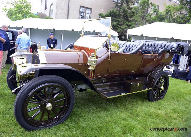 1911 Knox Model R