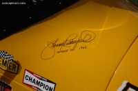 1961 Kurtis Kraft Bell Lines Silnes Champ Car